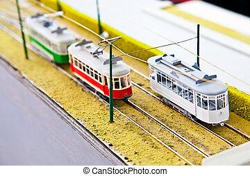 train modèle