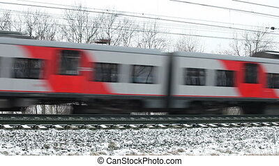 train, passes, passager