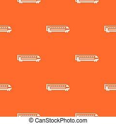 Train pattern seamless