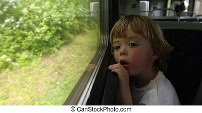 train, promenades, enfant