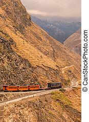 Train Ride, Devils Nose, Nariz Del Diablo