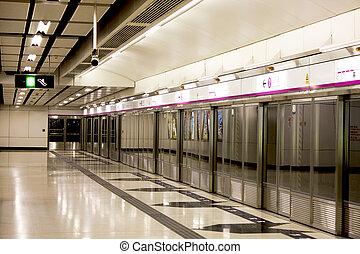 train station inside