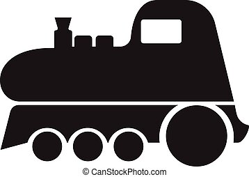 train symbol icon sign vector illustration