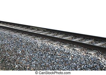 Train tracks - Germany, Europe