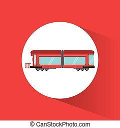 train transport vehicle image