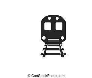train vector icon illustration design