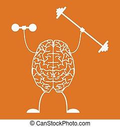 Train your brain.