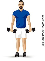 training dumbell