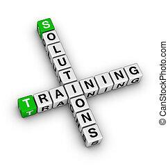 training, loesung