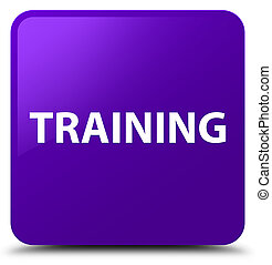 Training purple square button