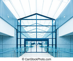 training raum, korridor