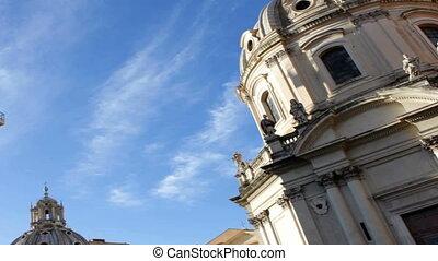Trajan's Column and Church Tilt Up - Trajan's Column and...