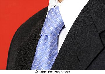 traje empresarial