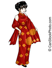 traje tradicional, chinês