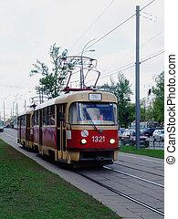 tram, 1