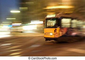 tram, het reizen