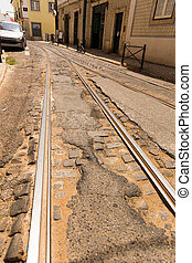Tram-lines