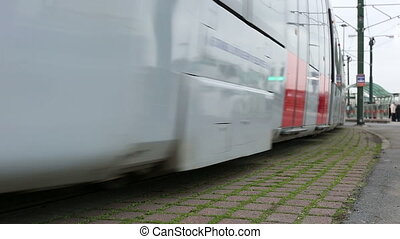tram pass