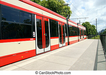 Tram, streetcar