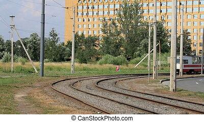 tram - Urban trams in Saint Petersburg