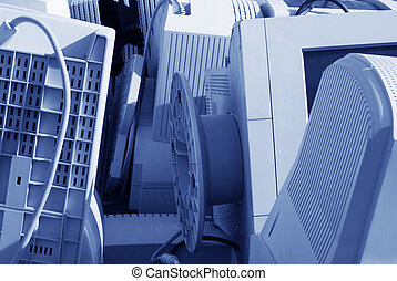 tranqueira, computador