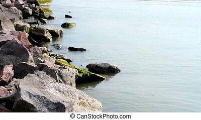Tranquil scene of a shore  - Tranquil scene of a shore