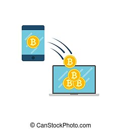 Transaction Related Vector Icon