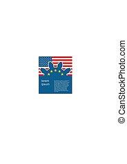 transatlantique, association, investissement, commercer