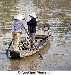 transbordador, vietnam