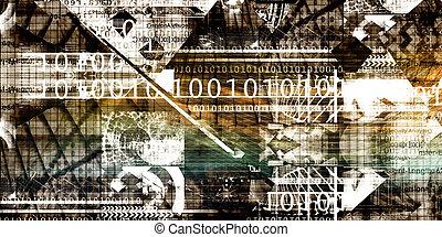 transfert, données