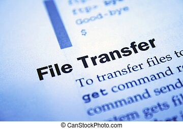 transfert fichier