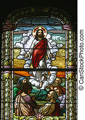 transfiguration, av, jesus