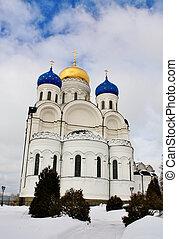 Transfiguration Cathedral of the Nicholas Ugreshsky Monastery