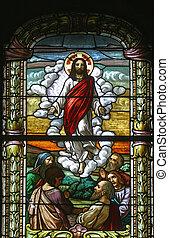 transfiguration, de, jesús