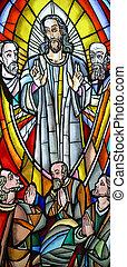 transfiguration, jesús