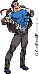 transformar, superhero