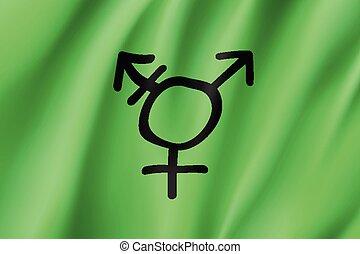 Transgender element movement lgbt - Transgender element of...