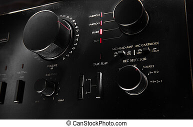 Transistor Amplifier Hi-End