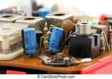 transistor, ensemble, radio