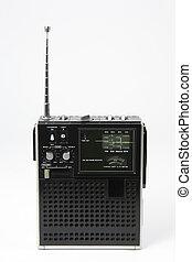 Transistor radio - Vintage transistor radio with short wave ...