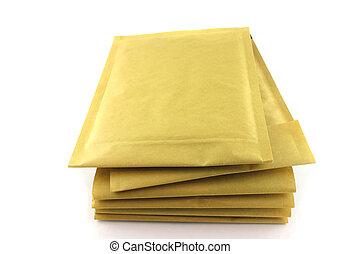 Transit Envelopes 2