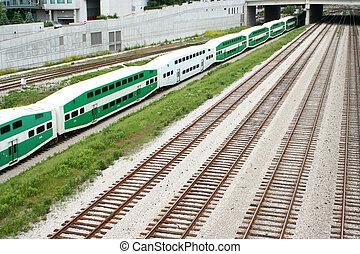 transit, train