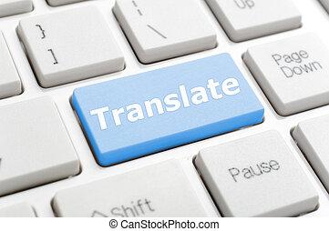 Translate on keyboard