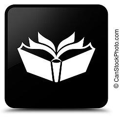 Translation icon black square button