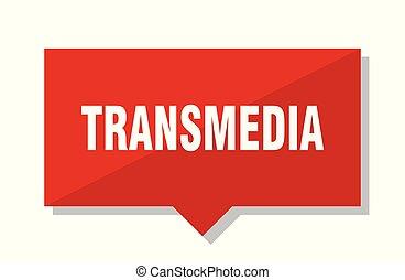 transmedia red tag
