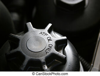 transmissão, boné, automático, fluido