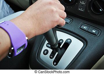 transmission, automatique