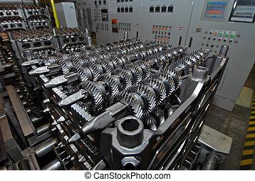 transmission, automobile, engrenages