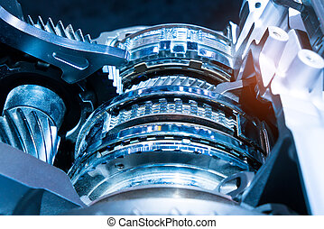 transmission, automobile, gearbox