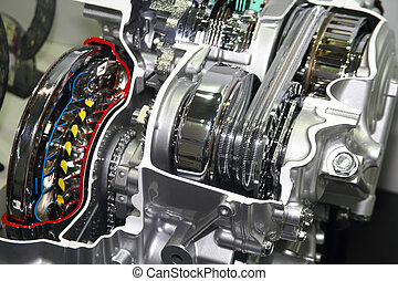 transmission, automobile